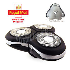 3D Shaver Razor Blades Heads Replacement for Philips RQ12