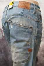 G-Star Raw _%% sale%% _ jeans Type C 3d Loose tapered _ light aged _ nuevo _ w36/l34