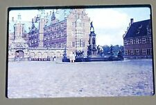 *12* 35mm Slide Lot Vintage COPENHAGEN DENMARK 1960s Fashion, Amalienborg Palace