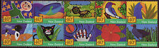 NEW ZEALAND 2002 Childrens Book Festival Blocco di 10 Unmounted MINT