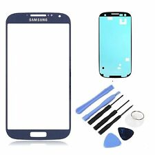 Mist Blue Replacement LCD Screen Glass Lens Samsung Galaxy S4 S IV i9500 i9505