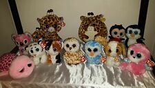TY BEANIE BOOS BALLZ LOT! BIG SMALL MOST TAGS