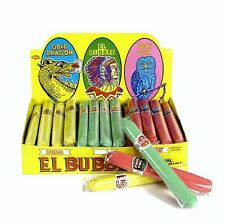 Retro Bubble Gum Cigars Yellow Box