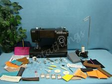 HEAVY DUTY TOYOTA SUPER JEANS Sewing Machine SPECIAL GLIDING FOOT 4 SEWING DENIM