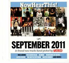 (FP801) Now Hear This! Issue 103 September 2011 - The Word CD