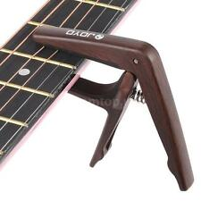 JOYO JCP-01 Plastic Steel Light Capo for 6-String Acoustic Electric Guitar V0I1