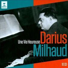 Darius Milhaud 40th Anniversary 'Une Vie Heureuse', New Music