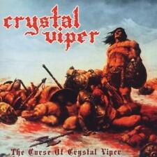 CRYSTAL VIPER The Curse Of Crystal Viper CD - 163662