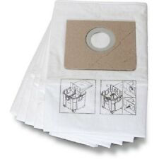 FEIN Dustex Fleece Filter Bags x5 - For Dustex 25L