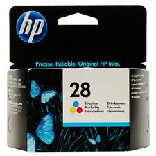 Cartucho de tinta color HP 28 Tri C8728AE Totalmente Nuevo Y Sellado Vencimiento Abril 2016!