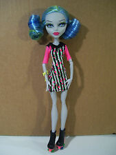 MONSTER HIGH GHOULIA YELPS ROLLER MAZE DOLL, MATTEL