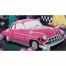 1950's CAR Pink Coupe Standee fifties An iconic car of the 1950's! Photo Prop