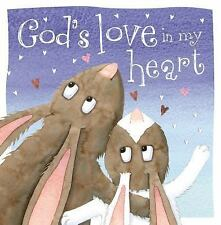 God's Love in My Heart by Thomas Nelson Community College Staff (2014, Board...
