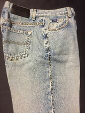 EUC Express Blues Women's Jeans Sz.3/4-mid Rise Straight Leg-Studded