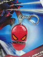Marvel Amazing Spider-Man 4GB USB Flash Drive Memory Pen BNIP Sealed USA Seller!