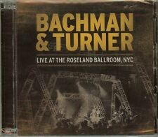 Bachman & Turner - Live At Roseland Ballroom, NYC (2012) - 2 CD SET- New