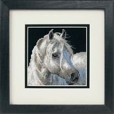 NEW | Dimensions D07215 | Gentle Strength/White Horse Small Tapestry Kit | 13cm