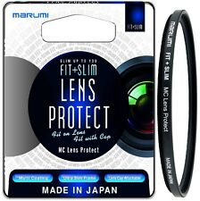 Marumi 67mm Fit Plus Slim MC Lens Protect Filter, London