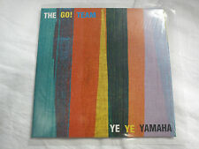 THE GO TEAM - YE YE YAMAHA  TIL WE DO IT TOGETHER 7 INCH COLOURED VINYL RECORD