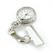 Nurse Watch Quartz Movement with Brooch Pin CP