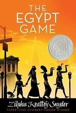 The Egypt Game, Zilpha Keatley Snyder, Good Book