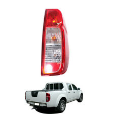 UK TYPE FIT NISSAN D40 NAVARA FRONTIER PICKUP 05-11 TAIL LIGHTS LAMPS REAR LAMP