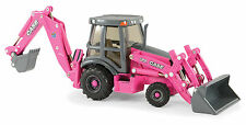 ERTL 1:50 *CASE IH* 580 Super N WT PINK *BACKHOE LOADER* *NIB*
