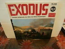 "exodus""theme of exodus""""b.o.film.ep7""or.fr.rca area:75646.du 06/1961"