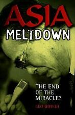 Asia Meltdown: The End of the Miracle?-ExLibrary