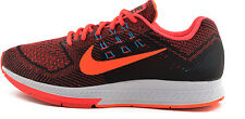 Nike Air Zoom Structure 18 Running Shoes 683731-600 Black Orange $120 Mens 10