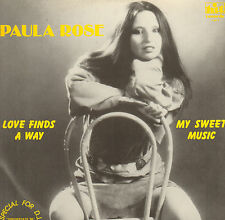 PAULA ROSE - Love Finds A Way