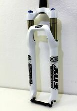 Suspension fork Fox Float RL Evolution 11/8-1.5 Tapered Disc Brake White