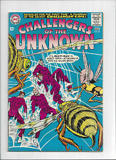 Challengers of the Unknown #40/Silver Age DC Comic Book/VF-