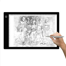 Digital Graphic Drawing Tablet Tattoo Art LED Light Box Pad Board Table A4 BY