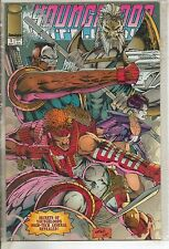 Image Comics Youngblood Battlezone #1 May 1993 Extreme Studios VF+