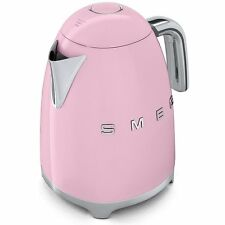 SMEG KLF11PKUK PINK  CORDLESS ELECTRIC KETTLE