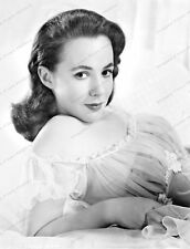 8x10 Print Piper Laurie Kelly and Me 1957 #PL92