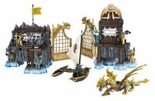 Mega Bloks Dragons Krystal Wars 9885 Marauders Cliff 114pc