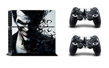 Arkham City Vinyl Cover Skin Sticker for PS4 PlayStation 4 & 2 controller 145#