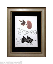 Georges BRAQUE Orig. LIMITED Ed Lithograph SIGNED ++Custom Gallery FRAME 20x24in