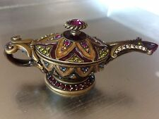 Jay Strongwater Magic Lamp Trinket Box