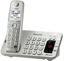 Panasonic KX-TGE270S DECT 6.0 Plus Link-to-cell Bluetooth Cordless Phone System
