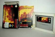 GARRY KITCHEN'S SUPER BATTLETANK USATO SUPER NINTENDO PAL ED INGLESE LL1 42029