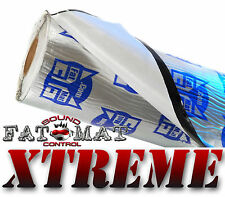 40 sq.ft FATMAT XTREME Car/Van/Camper Sound Deadening Damping+Heat Insulation EU