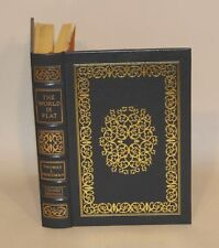2006 Easton Press Signed Leather Bound Book Thomas L. Friedman The World Is Flat
