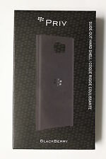 New OEM BlackBerry Genuine Slide Out Hard Cover Shell Case for PRIV Black