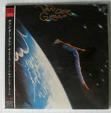 Van der Graaf Generator-The Quiet Zone The Pleasure Dome JAPAN MINI LP CD NUOVO