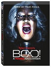 Tyler Perry's Boo! A Madea Halloween NEW DVD SEALED FOUSEYTUBE NOW SHIPPING !