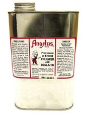 1 Quart Angelus Leather Preparer Deglazer for Leather Care Cleaner/Stripp​er