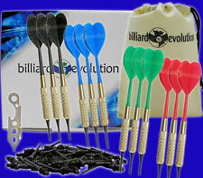 12 Soft Tip Bar Darts 2ba/16g + 100 Tips + Dart Tool